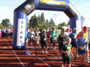 McMinnville Education Foundation's Runtoberfest